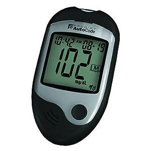 Prodigy Autocode Talking Blood Glucose Monitoring System-(1 EACH)