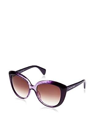 Alexander McQueen Gafas de Sol AMQ4234/S (55 mm) Morado
