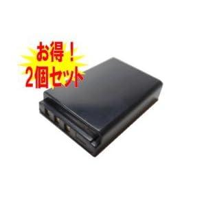 【クリックで詳細表示】Amazon.co.jp|【増量】【ロワジャパン社名明記のPSEマーク付】【2個セット】三洋電機 Xacti DMX-FH11 WH1 VPC-TH1 の DB-L50 DB-L50AU NVP-D 互換バッテリー|カメラ・ビデオ通販