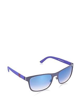 Gucci Sonnenbrille 2247/S KM 4VD (56 mm) blau DE 56-17-140 (56-17-140)