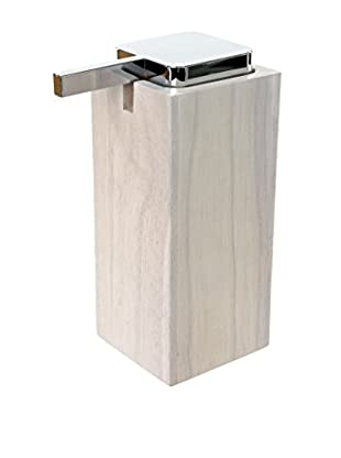 Gedy by Nameek's Cubico Soap Dispenser PA80-02, White