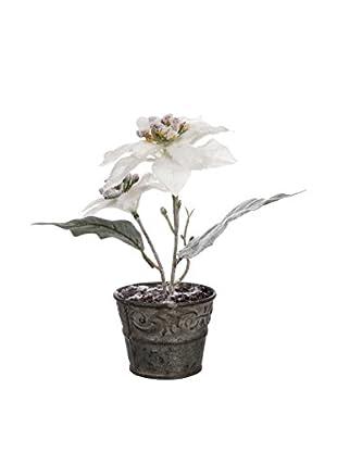 ESPECIAL SAN VALENTIN Flor Artificial Poinsettia