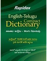 Rapidex English-Telgu Compact Dictionary