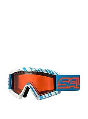 salice occhiali Maschera Da Sci 897Davd Bianco/Blu