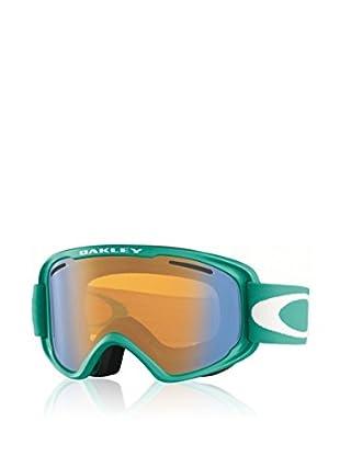 Oakley Máscara de Esquí O2 Medium Mod. 7066 Clip Verde