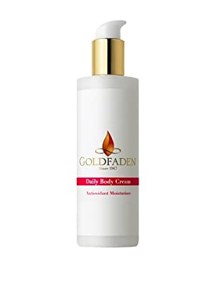Goldfaden Daily Body Cream Antioxidant Moisturizer, 8 oz.