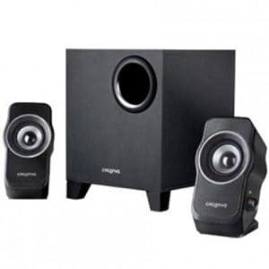 Creative SBS A335 Multimedia Speaker-Black