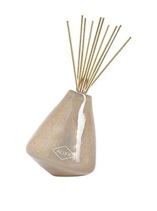 Alixx Candles 6.8-Oz. Hand-Blown Glass Diffuser, Bois & Encens