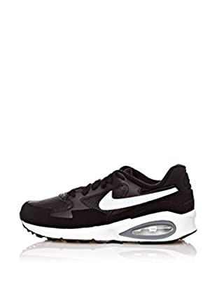 Nike Zapatillas Air Max St(Gs) (Negro / Blanco)