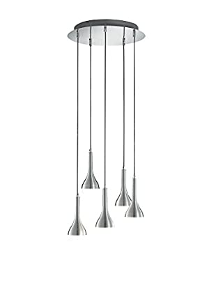 Nordic Lighting Pendelleuchte LED Drops aluminium