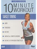 10 Minute Workout-Target Toning For Beginners