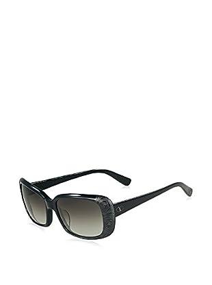 Valentino Gafas de Sol V-619S-001 (55 mm) Negro