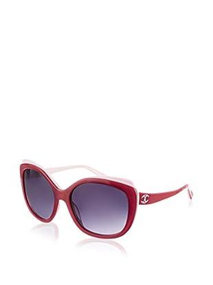 Just Cavalli Sonnenbrille Jc566S-68W braun/rosa