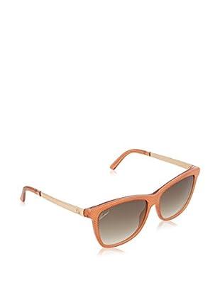 Gucci Sonnenbrille Gg3675/ SPn4Ws (56 mm) orange/beige