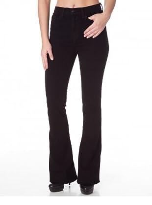 J Brand Jeans Bianca High Rise Skinny Shadows (Schwarz)