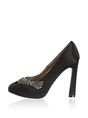 Victoria Delef Zapatos de Tacón (Negro)