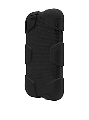Unotec Hülle Armor iPhone 6 / 6S Plus schwarz