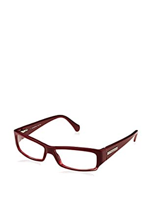E. Zegna Gestell VZ3536_09M8 (55 mm) bordeaux