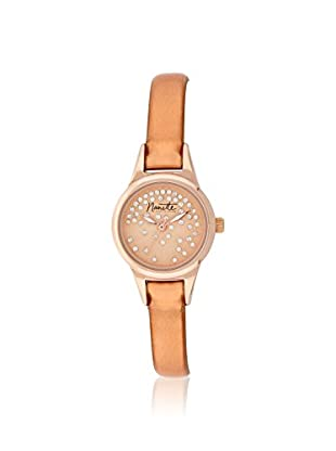 Nanette Lepore Women's 80709 Rose Gold-Tone Alloy Watch