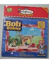 Bob the Builder Colorforms Stick Ons by University Games