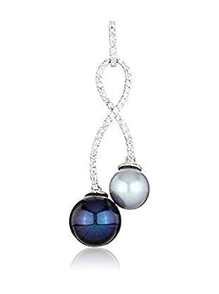 Paris Vendôme Pendente Two Pearls