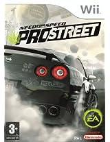 Nintendo - Wii Need For Speed Pro Street