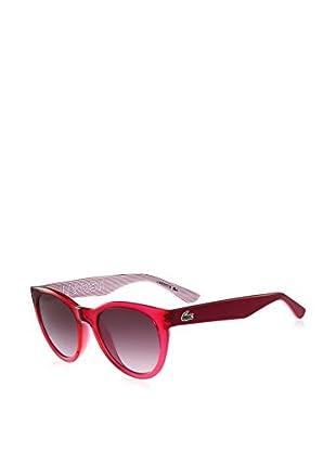 Lacoste Gafas de Sol L788S (52 mm) Rojo