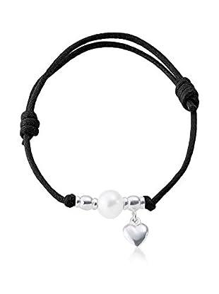 Compagnie générale des perles Armband Sterling-Silber 925