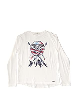 Pepe Jeans London Camiseta Manga Larga Freida