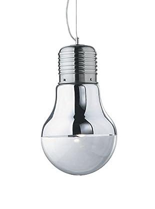 Evergreen Lights Lámpara De Suspensión Luce SP1 Big Plateado