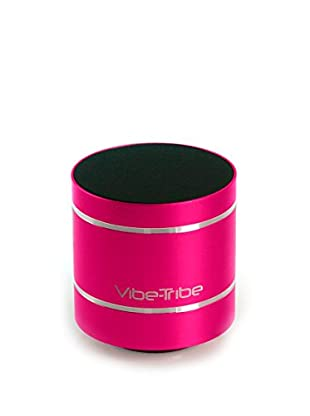 Vibe Tribe Altavoz Inalámbrico Bluetooth Troll 2.0 Magenta