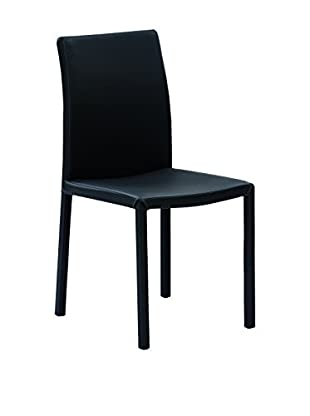 Special tables & Chairs Set Silla 2 Uds. Giusy Negro