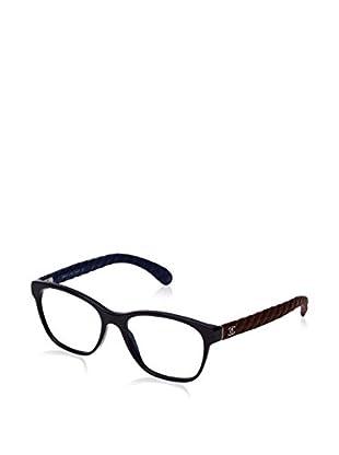 Chanel Montura 3290Q1021 (54 mm) Azul Oscuro