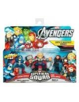 Avengers Earths Mightiest Heroes Super Hero Squad
