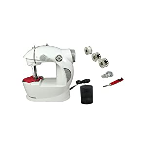 Accedre Mini Electric & Battery Operated Sewing Machine
