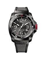 Tommy Hilfiger Analog Black Dial Men's Watch - NTH1790708J