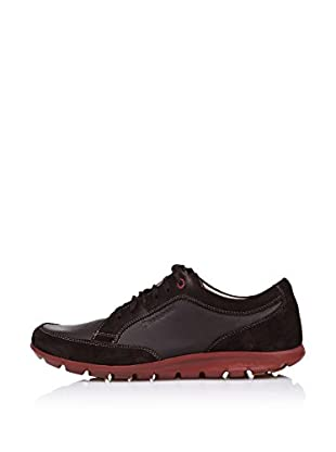 Rockport Zapatos Casual TWZI Blucher (Marrón)
