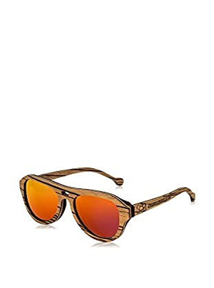 Earth Wood Sunglasses Gafas de Sol Wood Clearwater (51 mm) Marrón