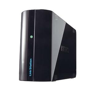 【クリックで詳細表示】BUFFALO RAID1対応 静音&省エネ NAS(ネットワークHDD) 【iPhone5対応(WebAccess i)】 2ドライブモデル 1TB LS-WSX1.0L/R1J