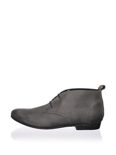 JD Fisk Men's Pete Boot (Grey Nubuck)
