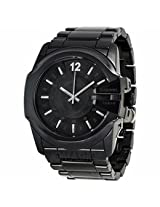 Diesel Black Ceramic Mens Watch Dz1516