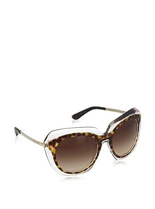 Dolce & Gabbana Sonnenbrille 4282_757/13 (57.7 mm) braun