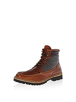 Wolverine Stiefelette Ricardo Brown Leather/wool