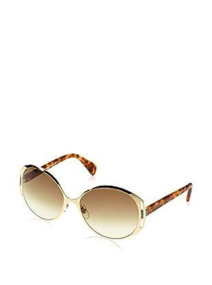 Alexander McQueen Sonnenbrille AMQ 4236/S_2ID (59 mm) goldfarben/havanna