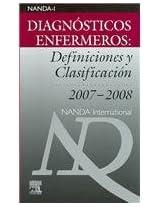 Diagnosticos Enfermeros: Definiciones Y Clasificacion 2007-2008