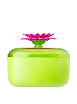VIGAR Salero Flower Power Verde / Magenta