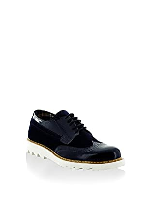 Tony Black Zapatos de cordones