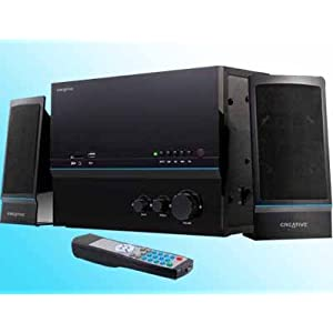 creative e2600 2.1 multimedia speaker with fm usb