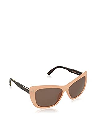 Tom Ford Sonnenbrille FT0434-72J58 (58 mm) rosa