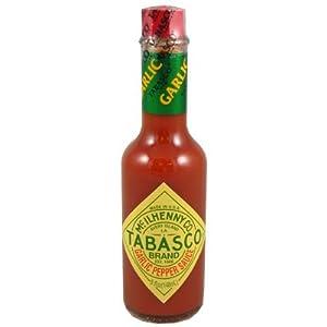 Tabasco Garlic Pepper Sauce (12x5 Oz)